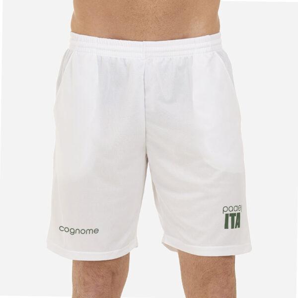 pantaloncino padel palermo personalizzato