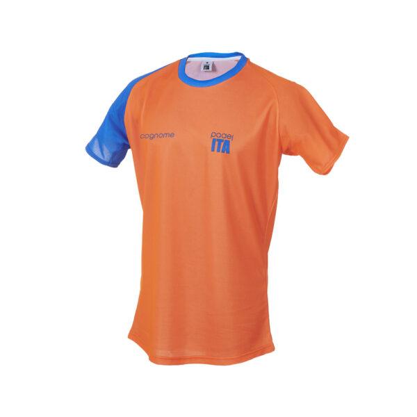 t-shirt bari fronte 3d personalizzato