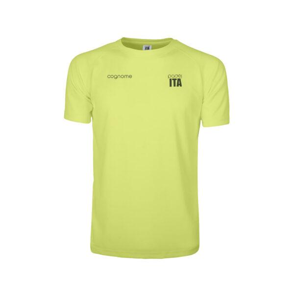t-shirt cagliari fronte 3d personalizzato