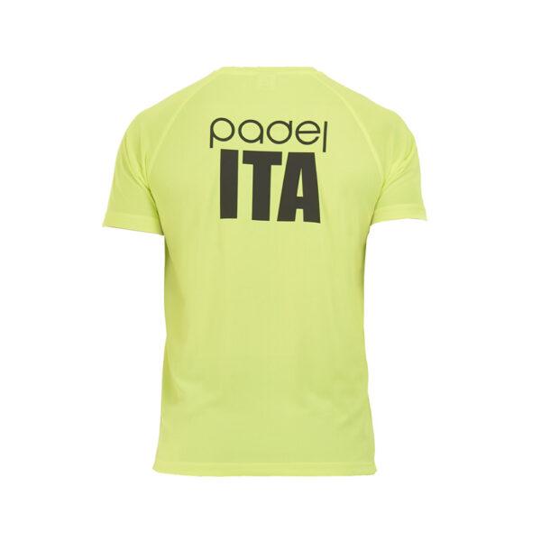 t-shirt cagliari retro 3d