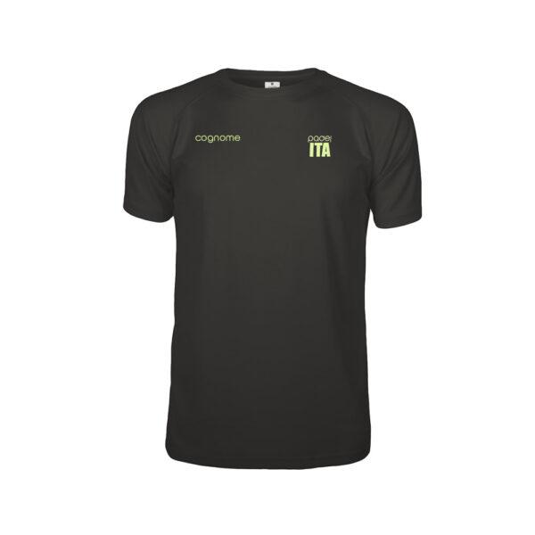 t-shirt cosenza fronte 3d personalizzato