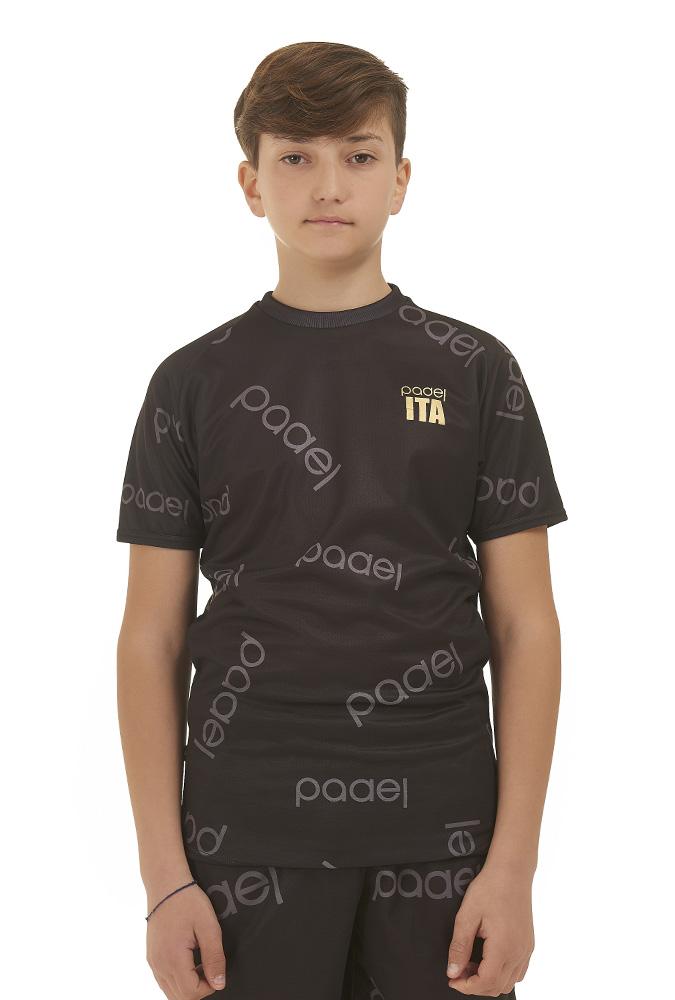 t-shirt genova bambino