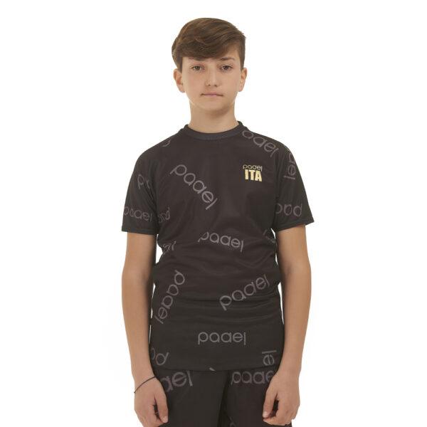 t-shirt genova fronte bambino