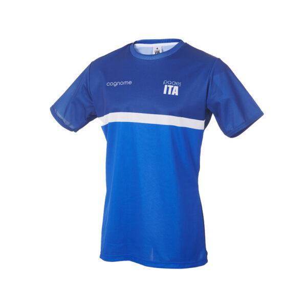 t-shirt milano fronte 3d personalizzato