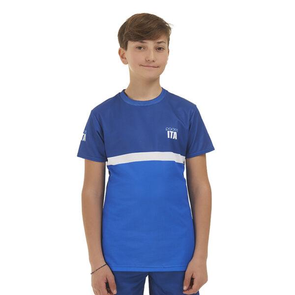 t-shirt milano fronte bambino