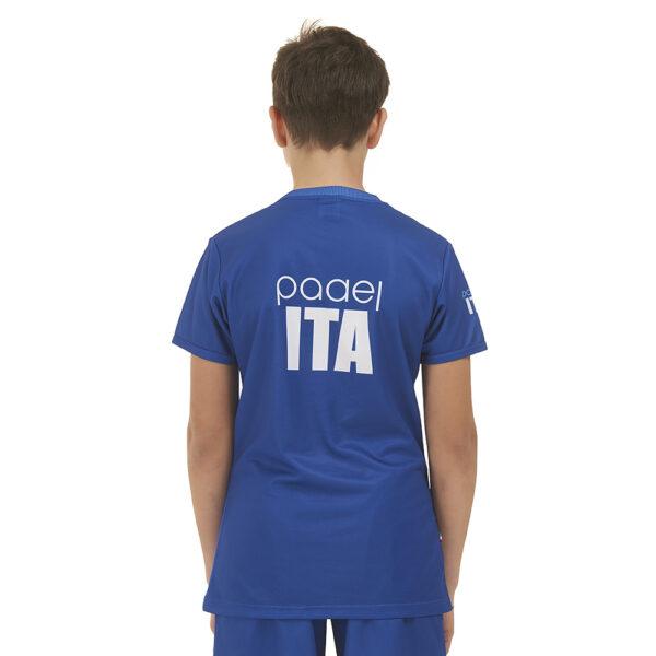 t-shirt milano retro bambino