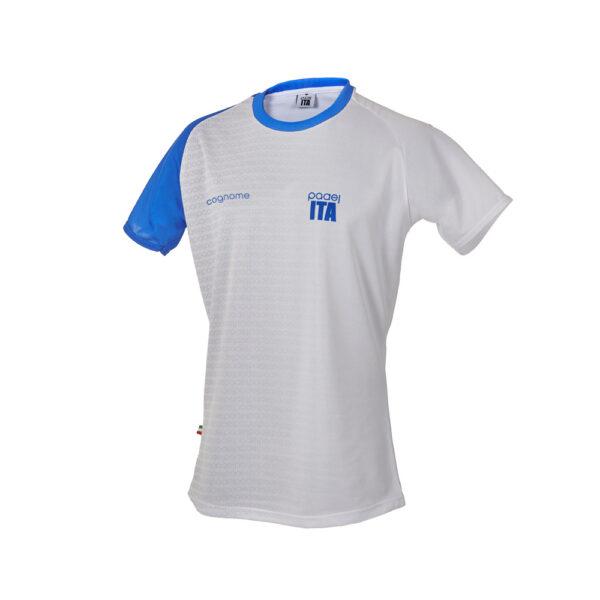t-shirt napoli fronte 3d personalizzato